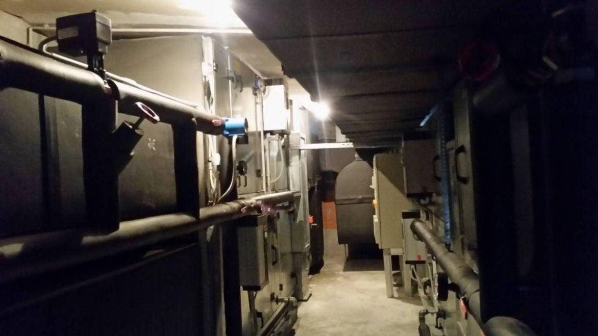 Годовое обслуживание вентиляционных систем