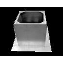 Крышной короб для монтажа вентилятора на плоской кровле RCV 355/400