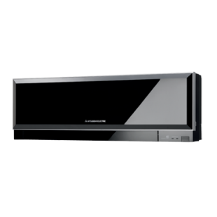 Внутренний блок настенного типа MSZ-EF50VEB (black) серия Design