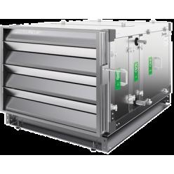 Каркасно-панельные вентиляционные установки Ballu Machine серии GrandAir