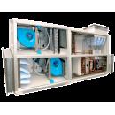 Каркасно-панельные вентиляционные установки WEGER серии DIWER