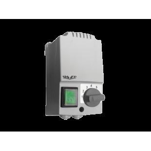 Однофазный ступенчатый регулятор скорости Shuft SRE-E 7.0-T
