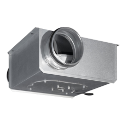 Компактный канальный вентилятор Shuft линии SH.E.L.F Slim 100