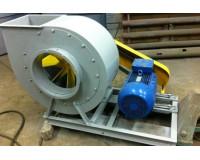 Ремонт радиальных (центробежных) вентиляторов