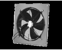 Вытяжные осевые вентиляторы